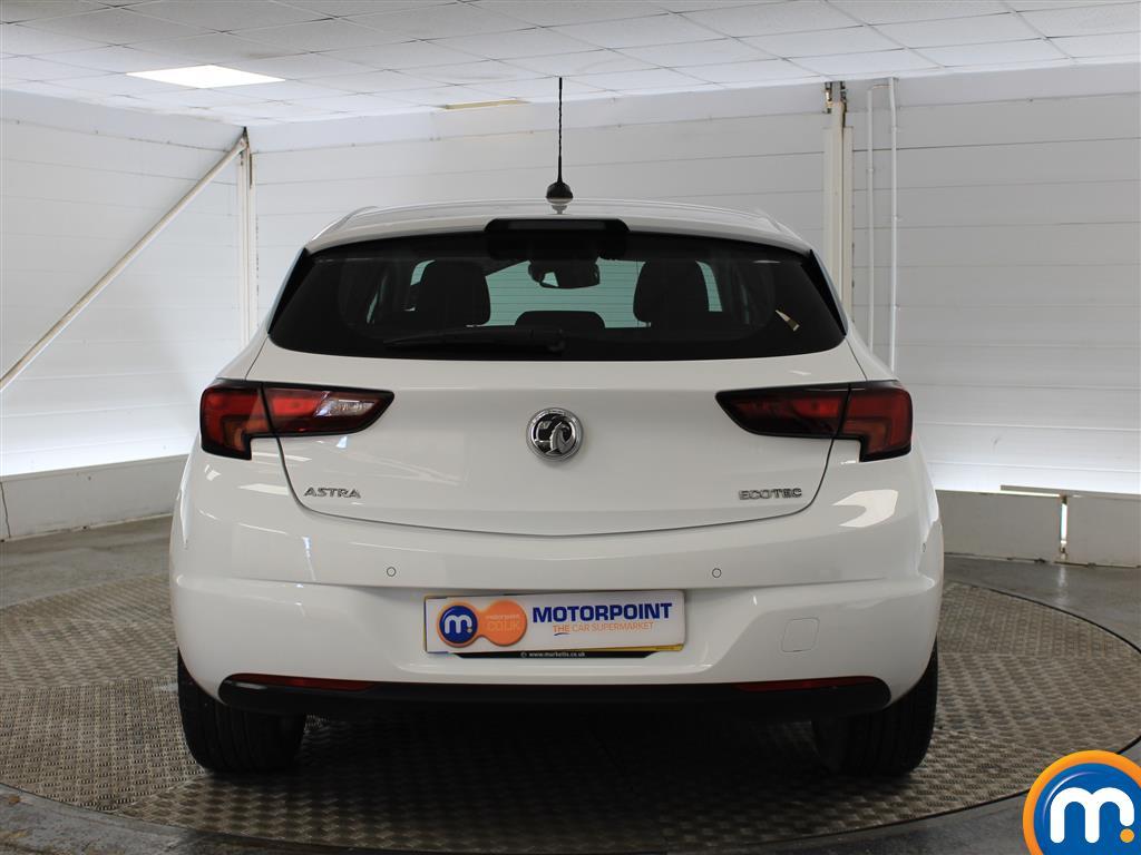 Vauxhall Astra SRI Manual Petrol Hatchback - Stock Number (1010716) - Rear bumper