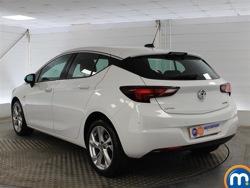 Vauxhall Astra SRI Manual Petrol Hatchback - Stock Number (1010716) - Passenger side rear corner