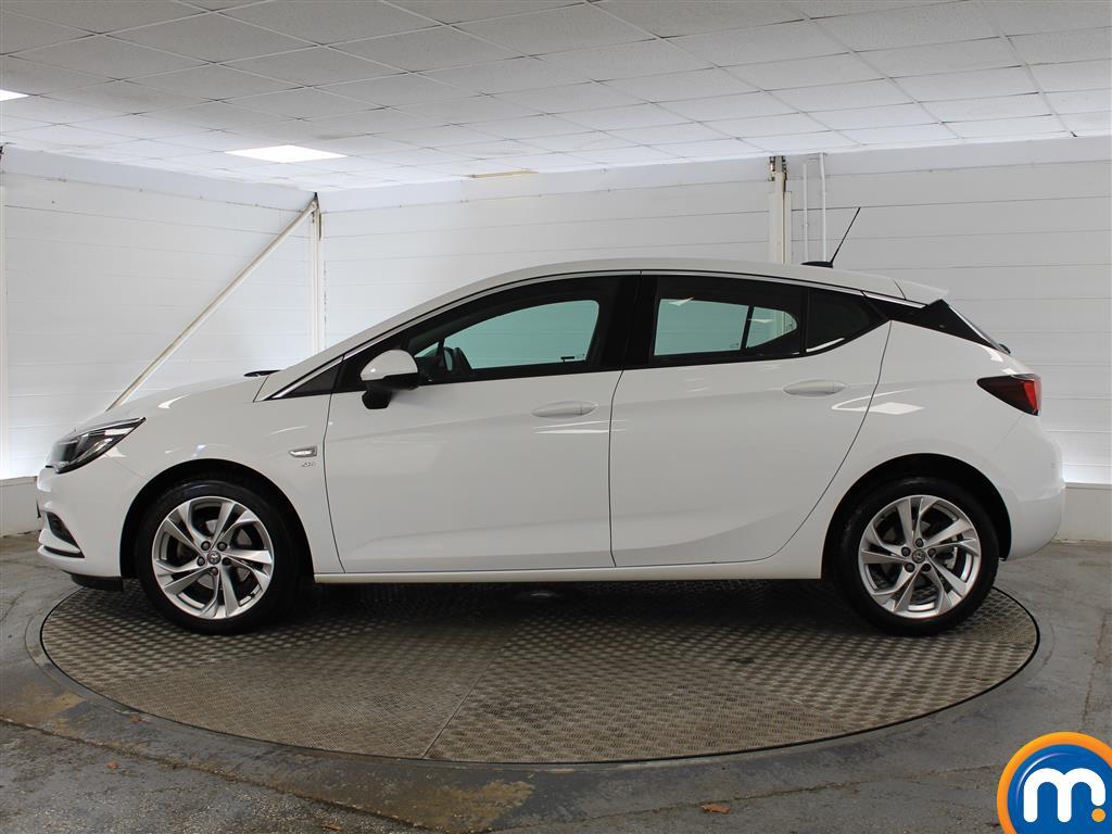 Vauxhall Astra SRI Manual Petrol Hatchback - Stock Number (1010716) - Passenger side