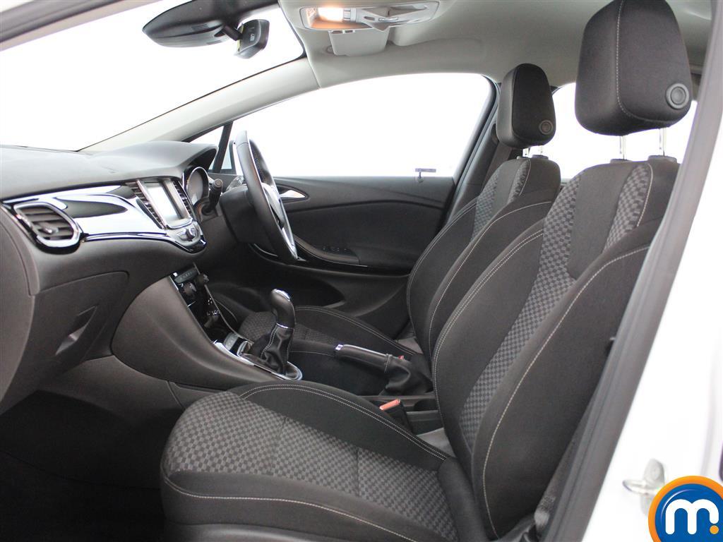 Vauxhall Astra SRI Manual Petrol Hatchback - Stock Number (1010716) - 1st supplementary image