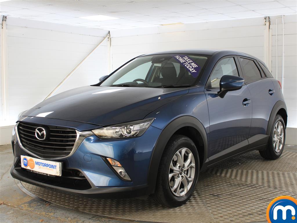 Mazda Cx-3 SE-L Nav - Stock Number (1009950) - Passenger side front corner