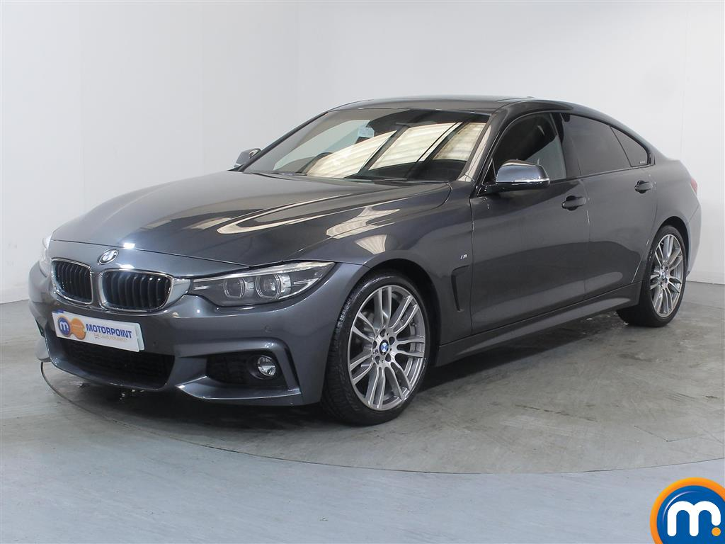 BMW 4 Series M Sport - Stock Number (1005992) - Passenger side front corner