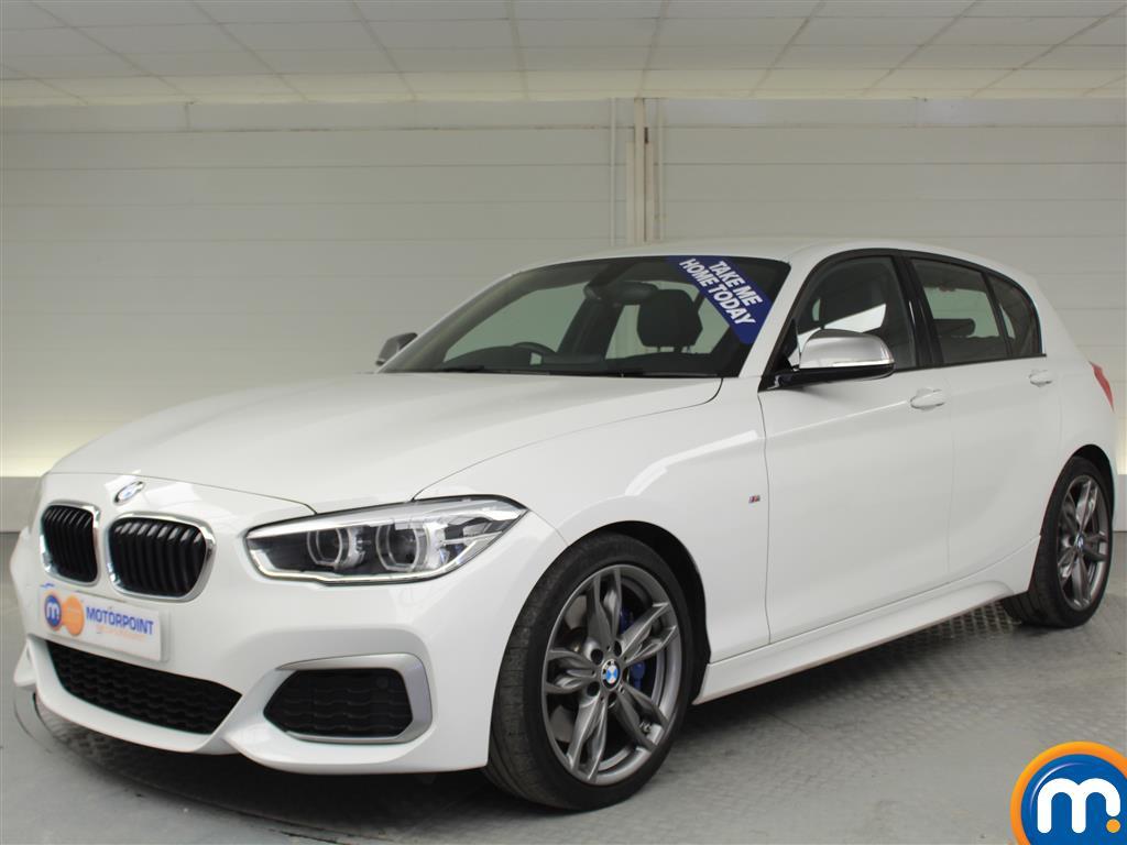 BMW 1 Series M140i - Stock Number (1002892) - Passenger side front corner