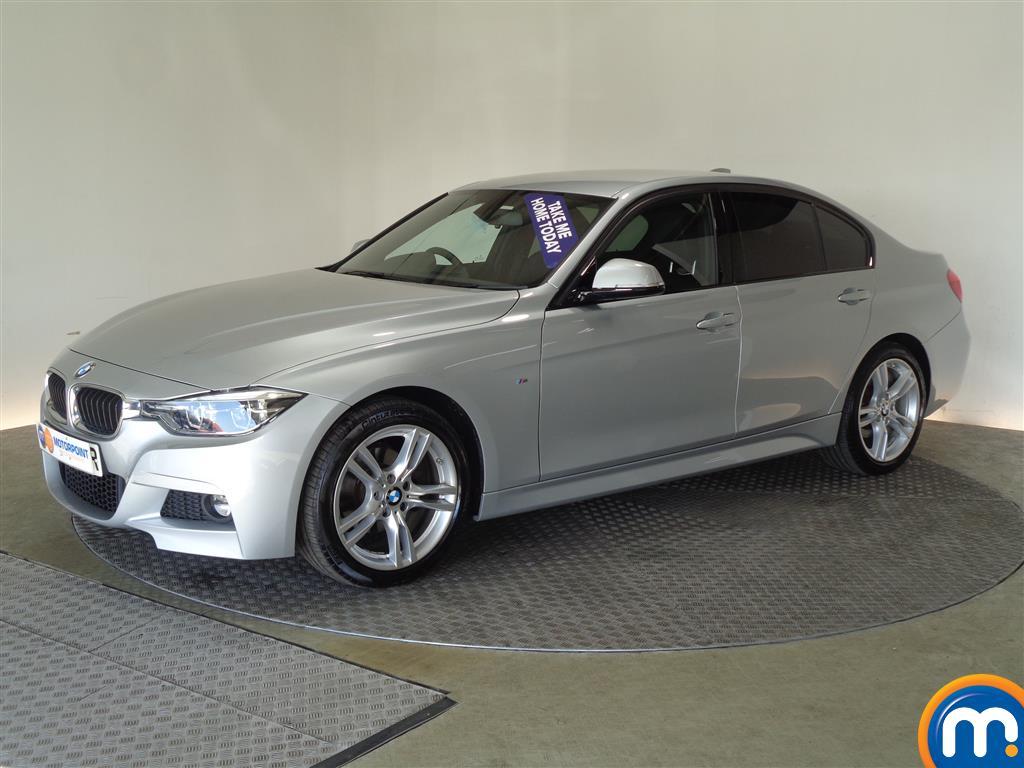 BMW 3 Series M Sport - Stock Number (1002332) - Passenger side front corner