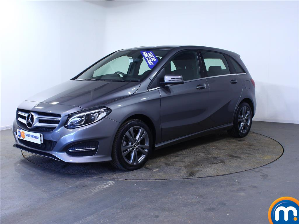 Mercedes-Benz B Class Exclusive Edition - Stock Number (1008653) - Passenger side front corner