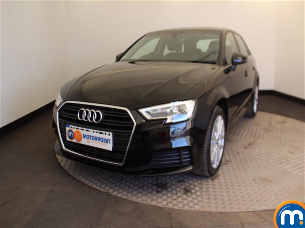 Audi A3 SE Technik - Stock Number (1003198) - Passenger side front corner