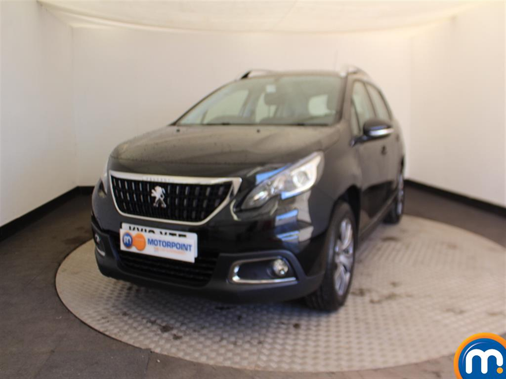 Peugeot 2008 Active - Stock Number (1000705) - Passenger side front corner