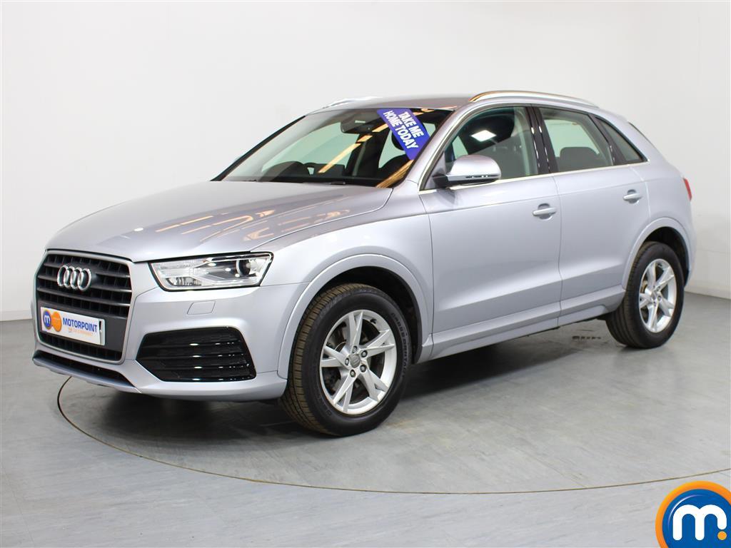 Audi Q3 Sport - Stock Number (1005817) - Passenger side front corner