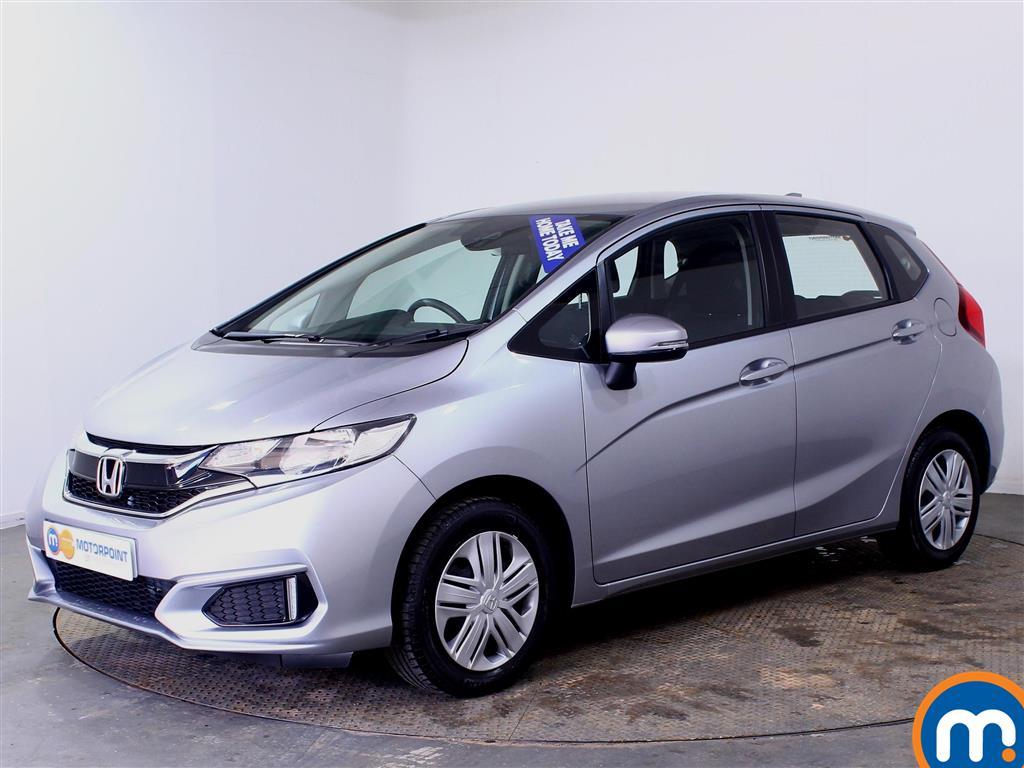 Honda Jazz S - Stock Number (1004263) - Passenger side front corner