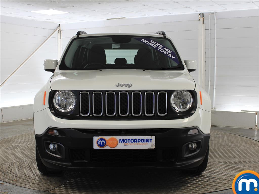 Jeep Renegade Longitude Manual Petrol Crossover - Stock Number (1009856) - Front bumper