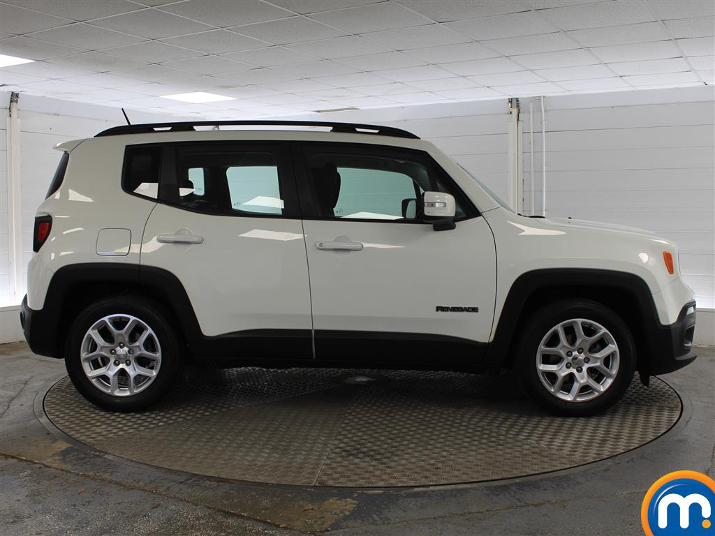 Jeep Renegade Longitude Manual Petrol Crossover - Stock Number (1009856) - Drivers side