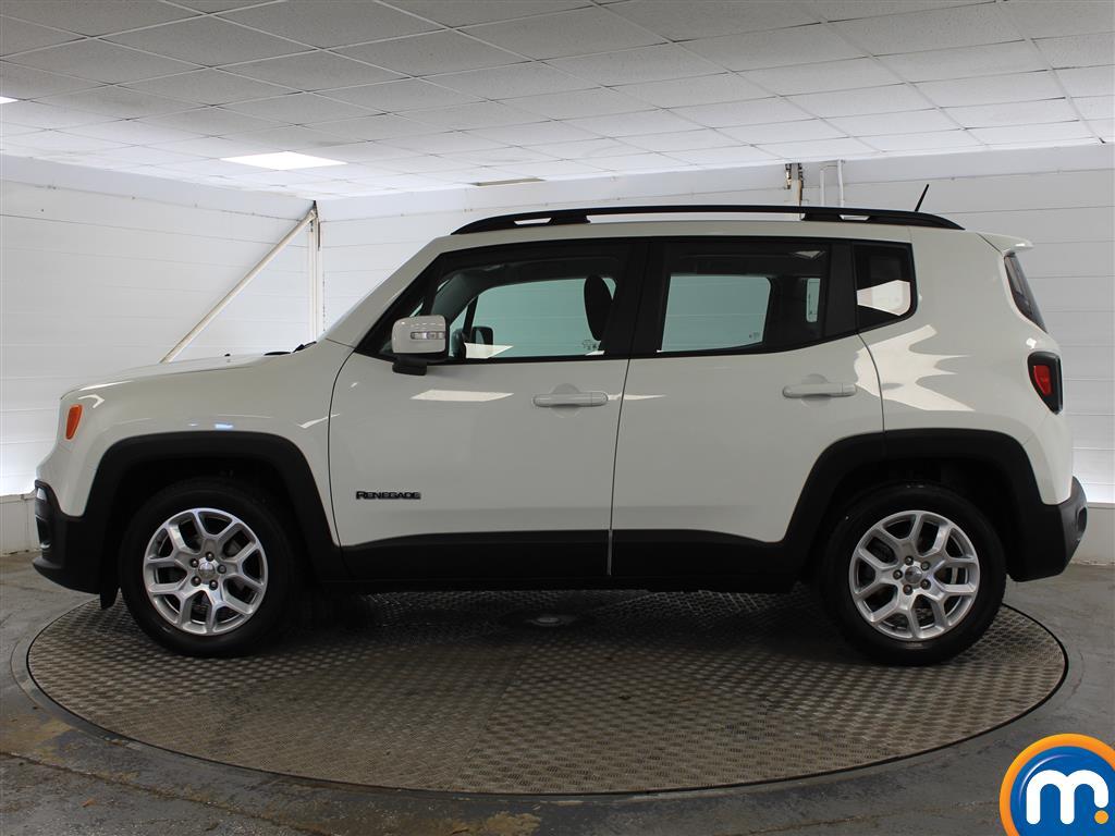 Jeep Renegade Longitude Manual Petrol Crossover - Stock Number (1009856) - Passenger side