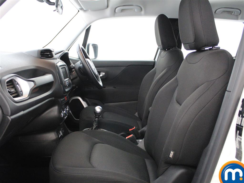 Jeep Renegade Longitude Manual Petrol Crossover - Stock Number (1009856) - 1st supplementary image