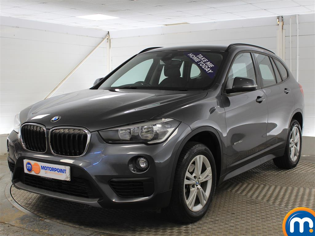 BMW X1 SE - Stock Number (1003651) - Passenger side front corner
