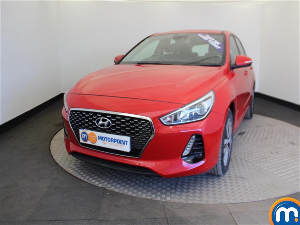 Hyundai I30 SE Nav - Stock Number (1004065) - Passenger side front corner