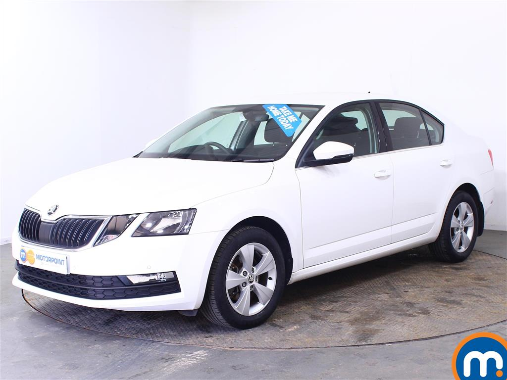 Skoda Octavia SE Technology - Stock Number (988668) - Passenger side front corner