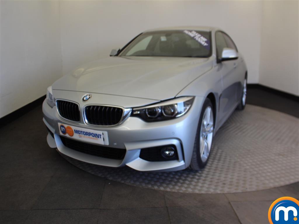 BMW 4 Series M Sport - Stock Number (1003600) - Passenger side front corner
