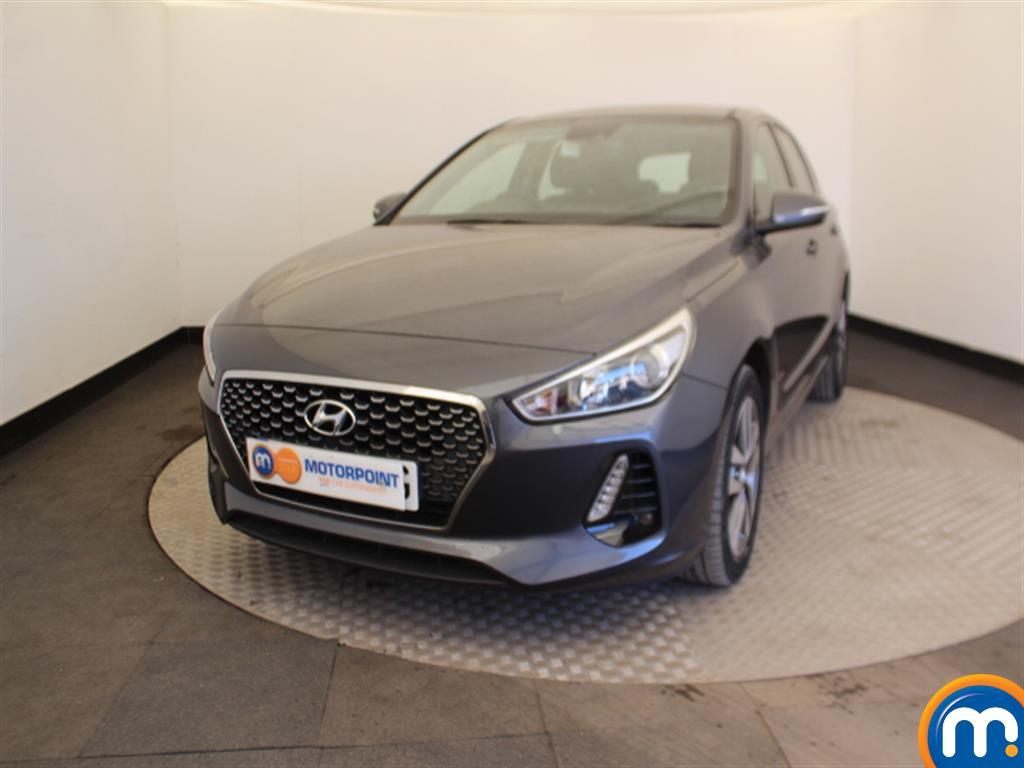 Hyundai I30 SE Nav - Stock Number (1004104) - Passenger side front corner