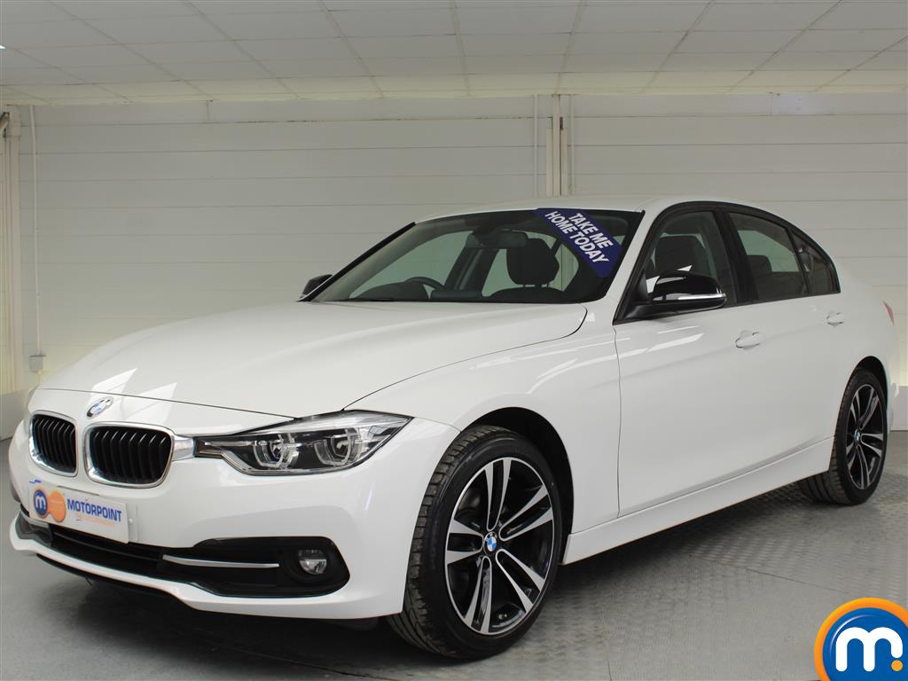 BMW 3 Series Sport - Stock Number (1002565) - Passenger side front corner