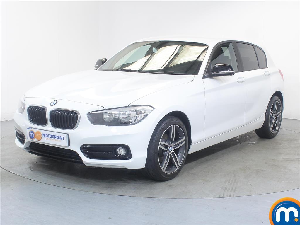 BMW 1 Series Sport - Stock Number 998574 Passenger side front corner