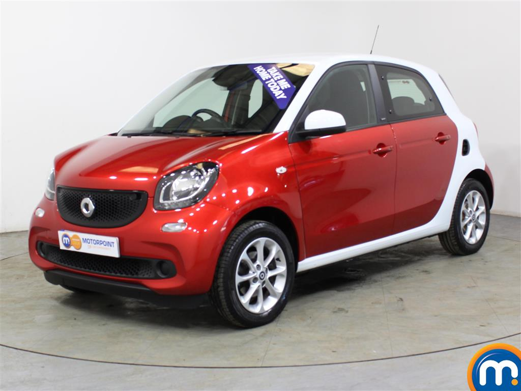 Smart Forfour Hatchback Passion - Stock Number (994951) - Passenger side front corner
