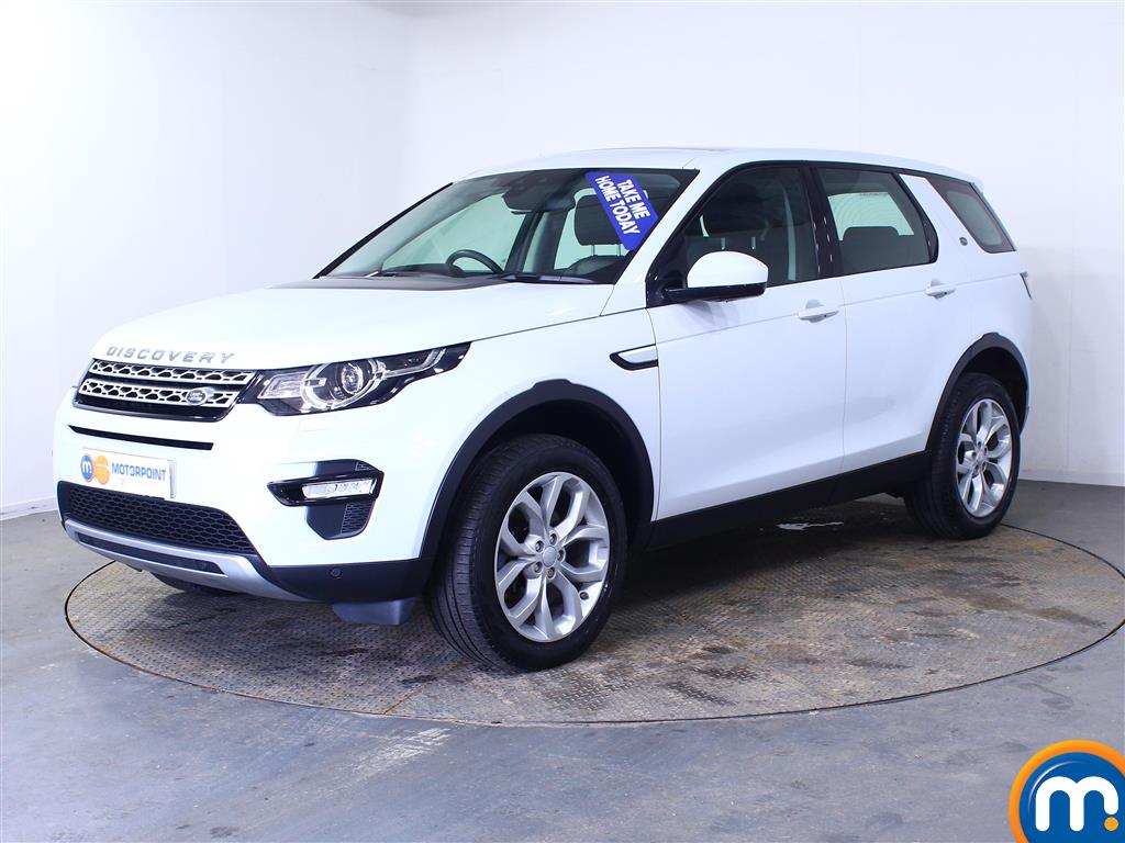 Land Rover Discovery Sport HSE - Stock Number (1009898) - Passenger side front corner
