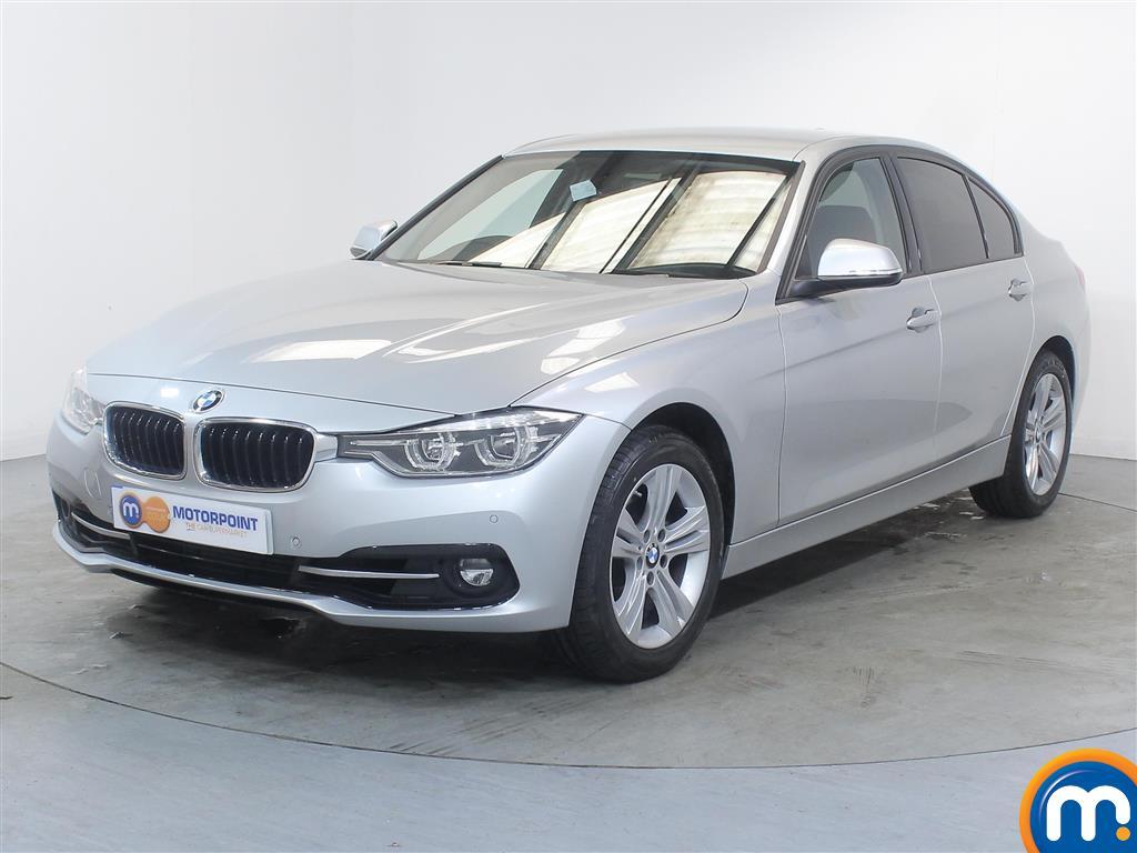 BMW 3 Series Sport - Stock Number (1010428) - Passenger side front corner