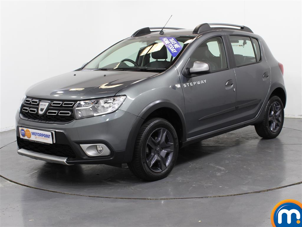 Dacia Sandero Stepway SE Summit - Stock Number (1003983) - Passenger side front corner