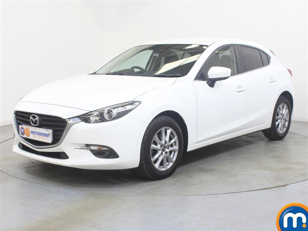 Mazda 3 SE-L Nav - Stock Number (1002655) - Passenger side front corner