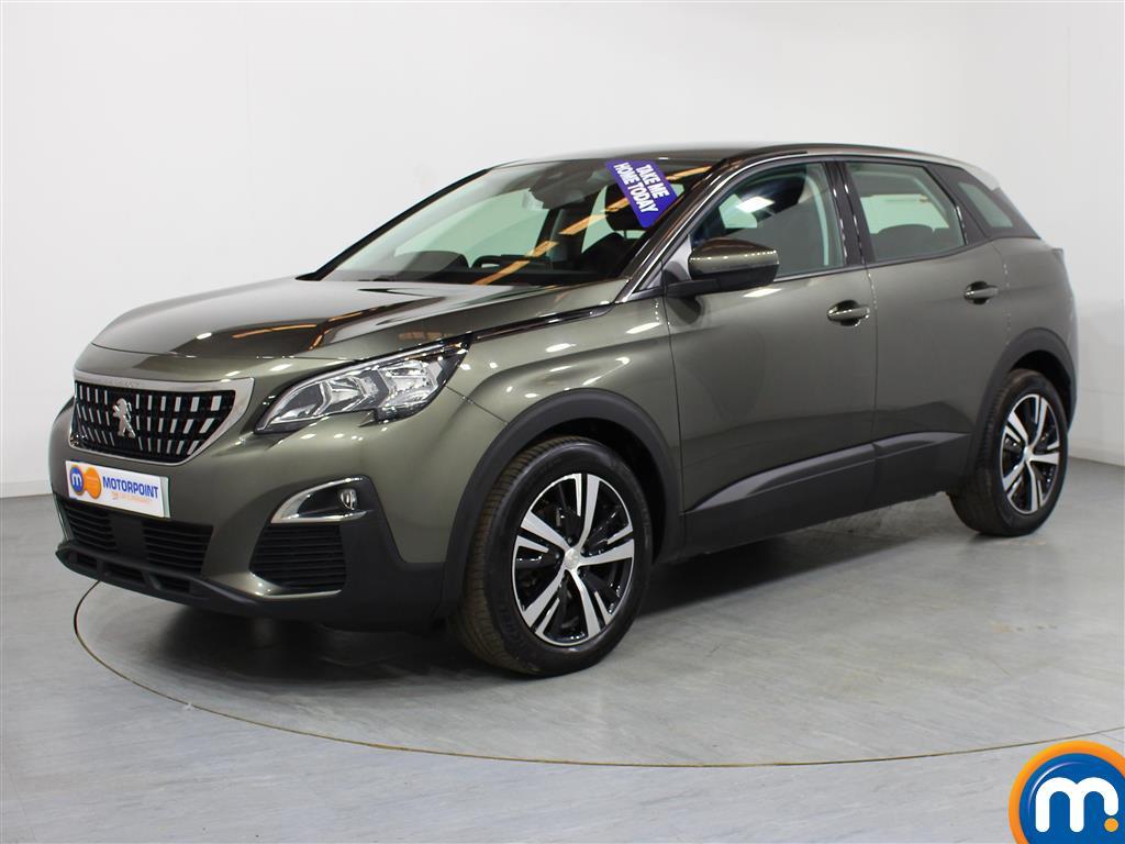 Peugeot 3008 Active - Stock Number (1006426) - Passenger side front corner