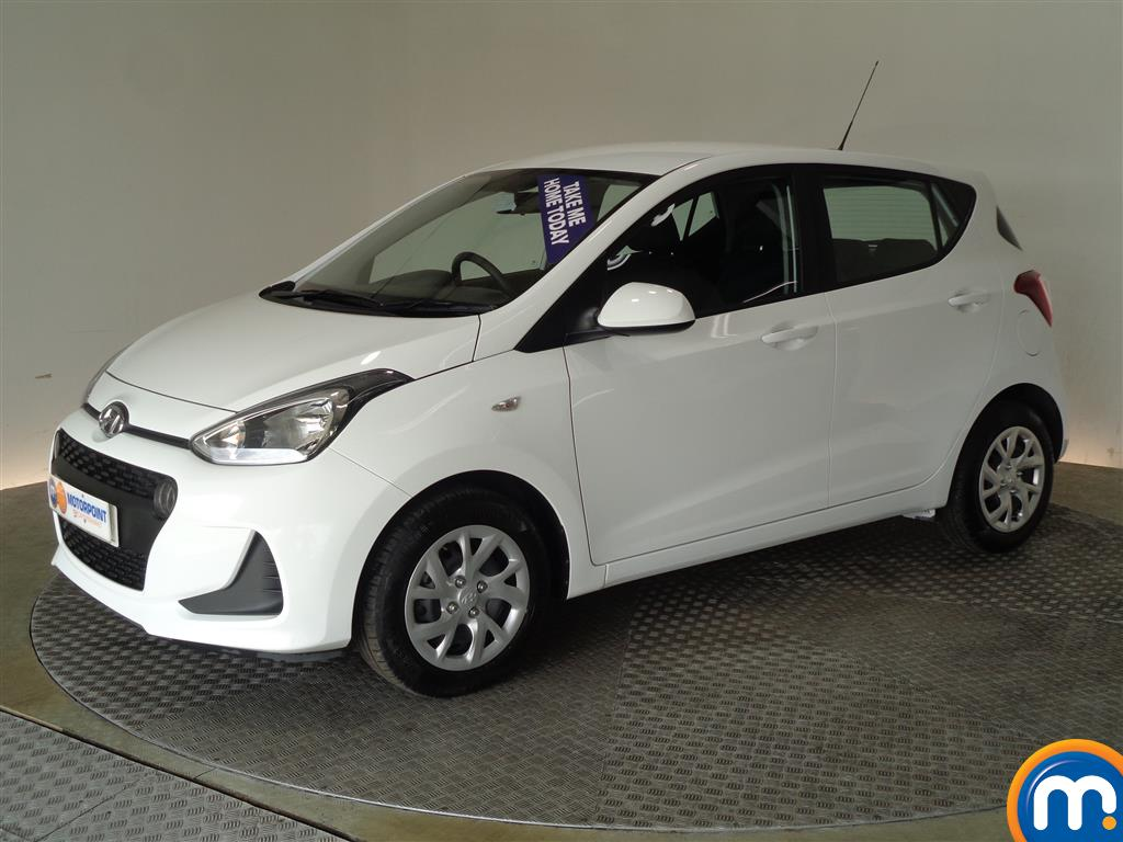 Hyundai I10 SE - Stock Number (1004234) - Passenger side front corner