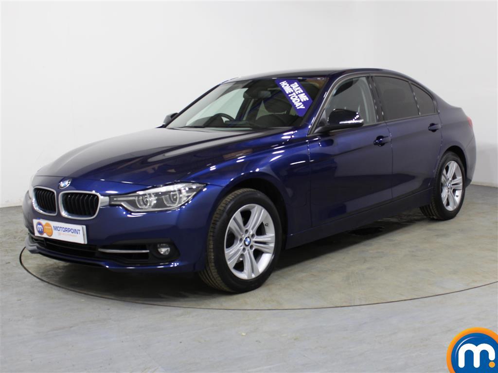 BMW 3 Series Sport - Stock Number (998795) - Passenger side front corner