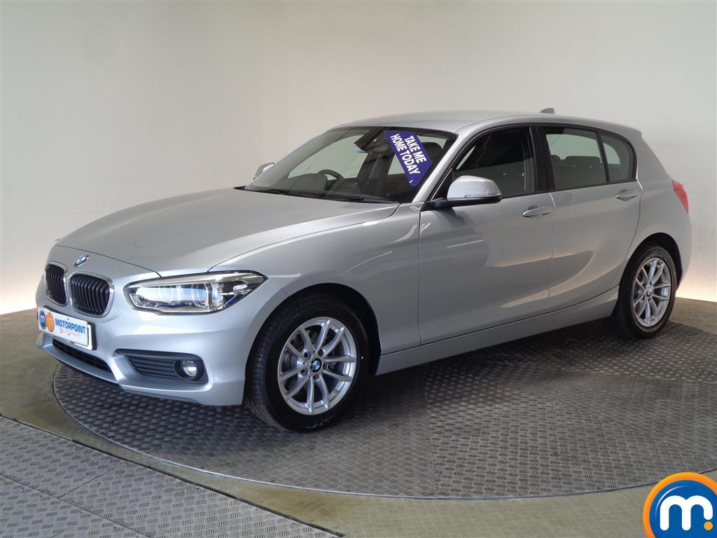 BMW 1 Series SE Business - Stock Number (1003825) - Passenger side front corner