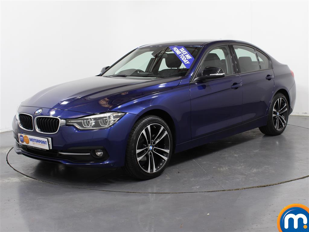 BMW 3 Series Sport - Stock Number (1002580) - Passenger side front corner