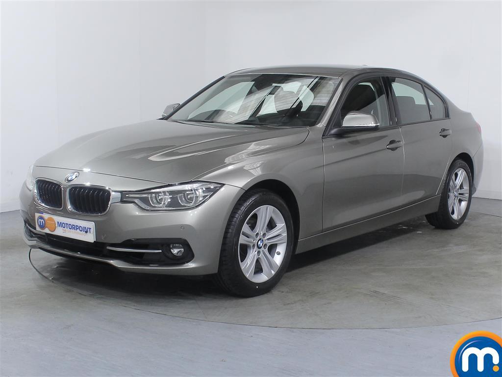 BMW 3 Series Sport - Stock Number (1010464) - Passenger side front corner