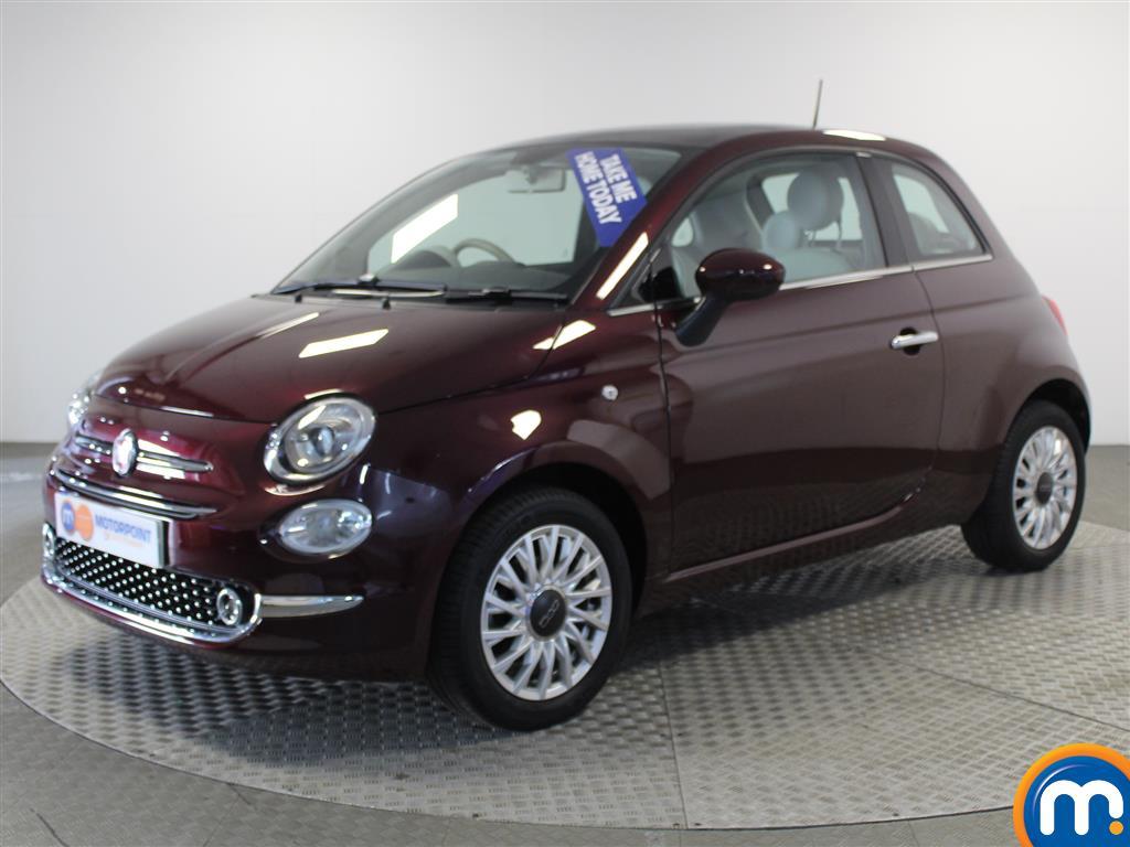 Fiat 500 Lounge - Stock Number (1007502) - Passenger side front corner