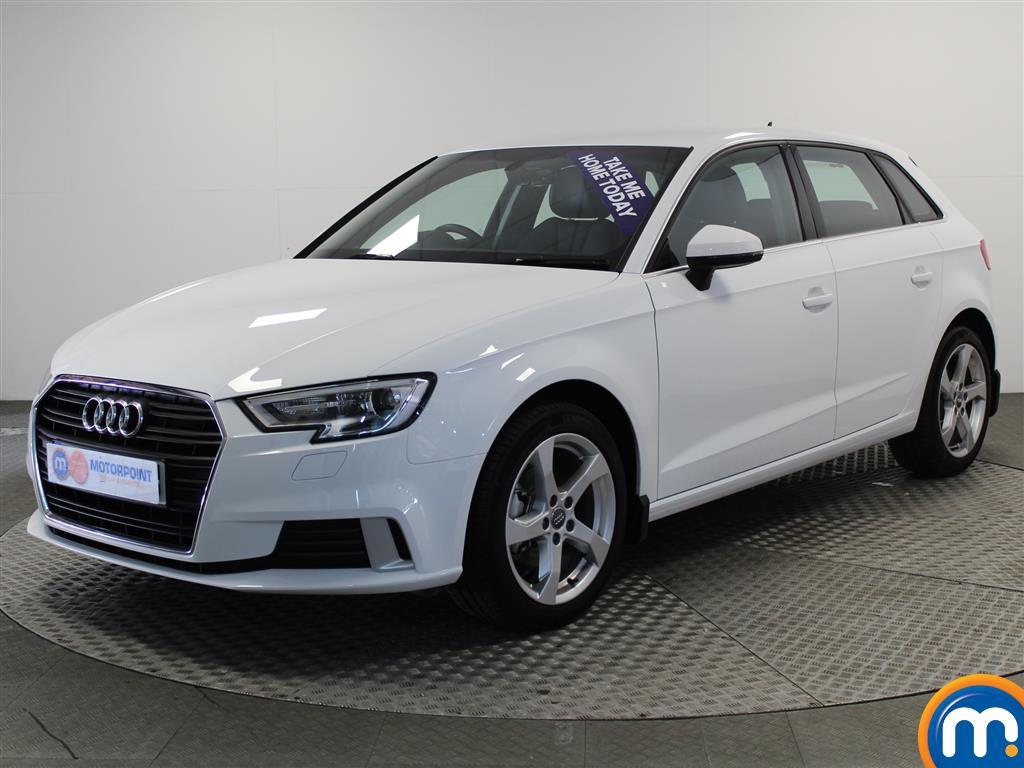 Audi A3 Sport - Stock Number (1009354) - Passenger side front corner