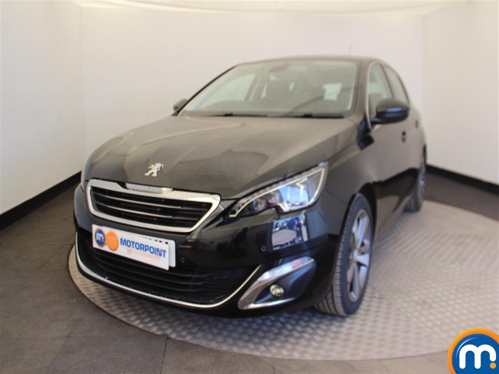 Peugeot 308 Allure - Stock Number (998509) - Passenger side front corner