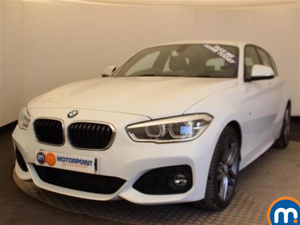 BMW 1 Series M Sport - Stock Number (1001665) - Passenger side front corner