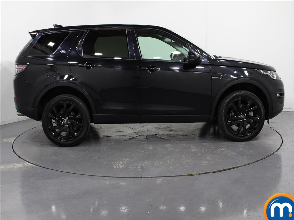 Land Rover Discovery Sport Hse Black Automatic Diesel 4X4 - Stock Number (1007359) - Drivers side
