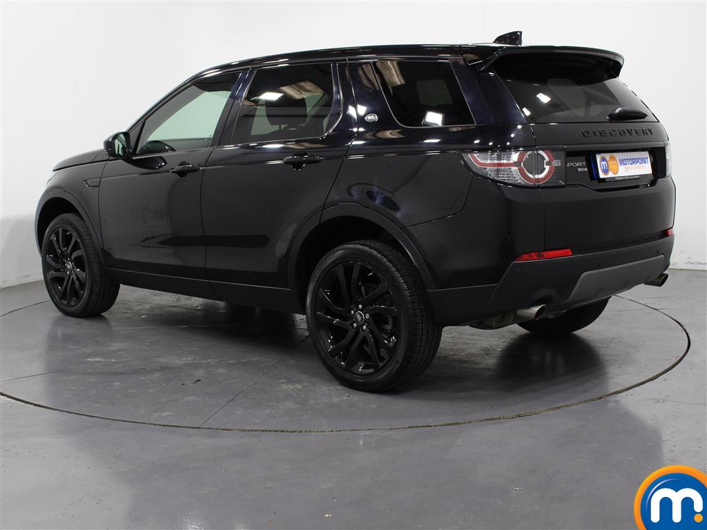 Land Rover Discovery Sport Hse Black Automatic Diesel 4X4 - Stock Number (1007359) - Passenger side rear corner