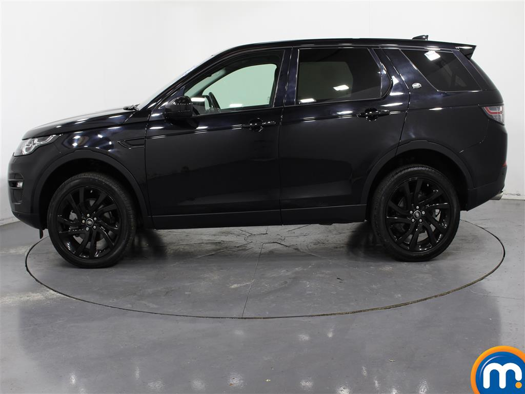 Land Rover Discovery Sport Hse Black Automatic Diesel 4X4 - Stock Number (1007359) - Passenger side
