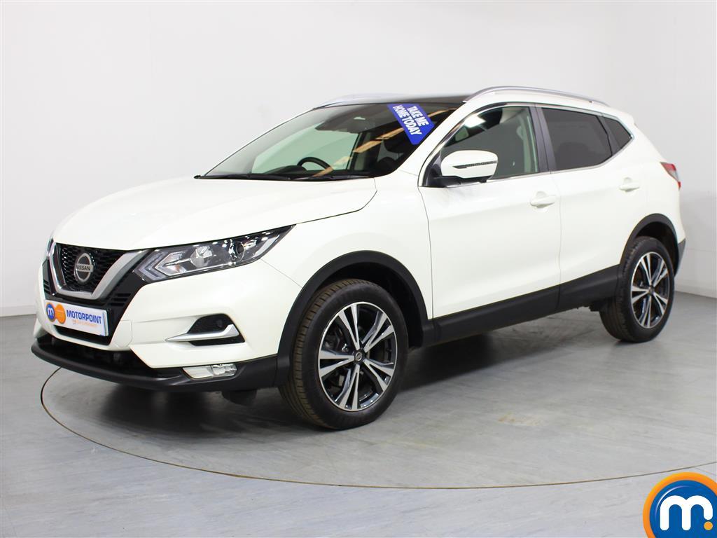 Nissan Qashqai N-Connecta - Stock Number (1002986) - Passenger side front corner