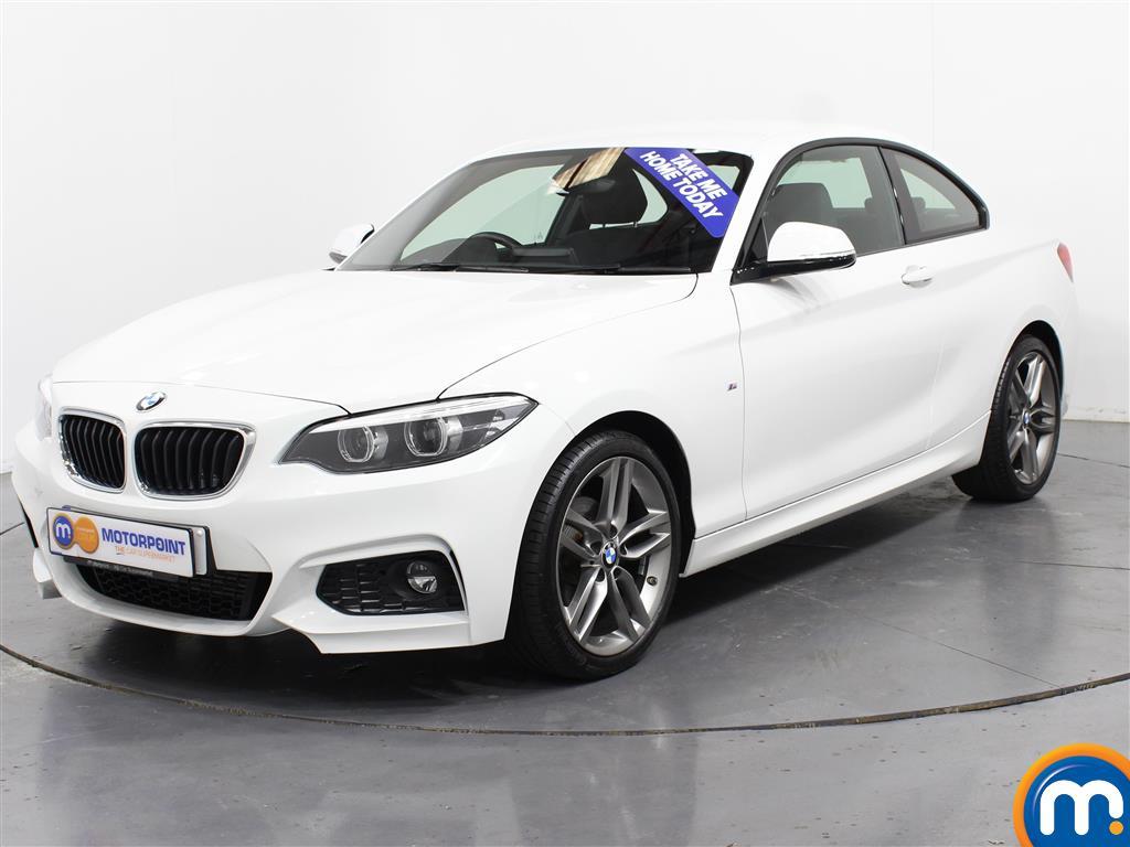BMW 2 Series M Sport - Stock Number (1009329) - Passenger side front corner