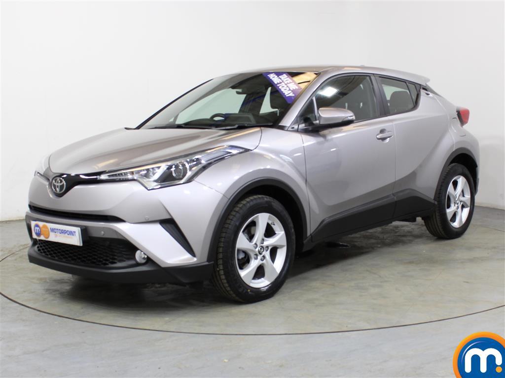 Toyota C-Hr Icon - Stock Number (1005009) - Passenger side front corner