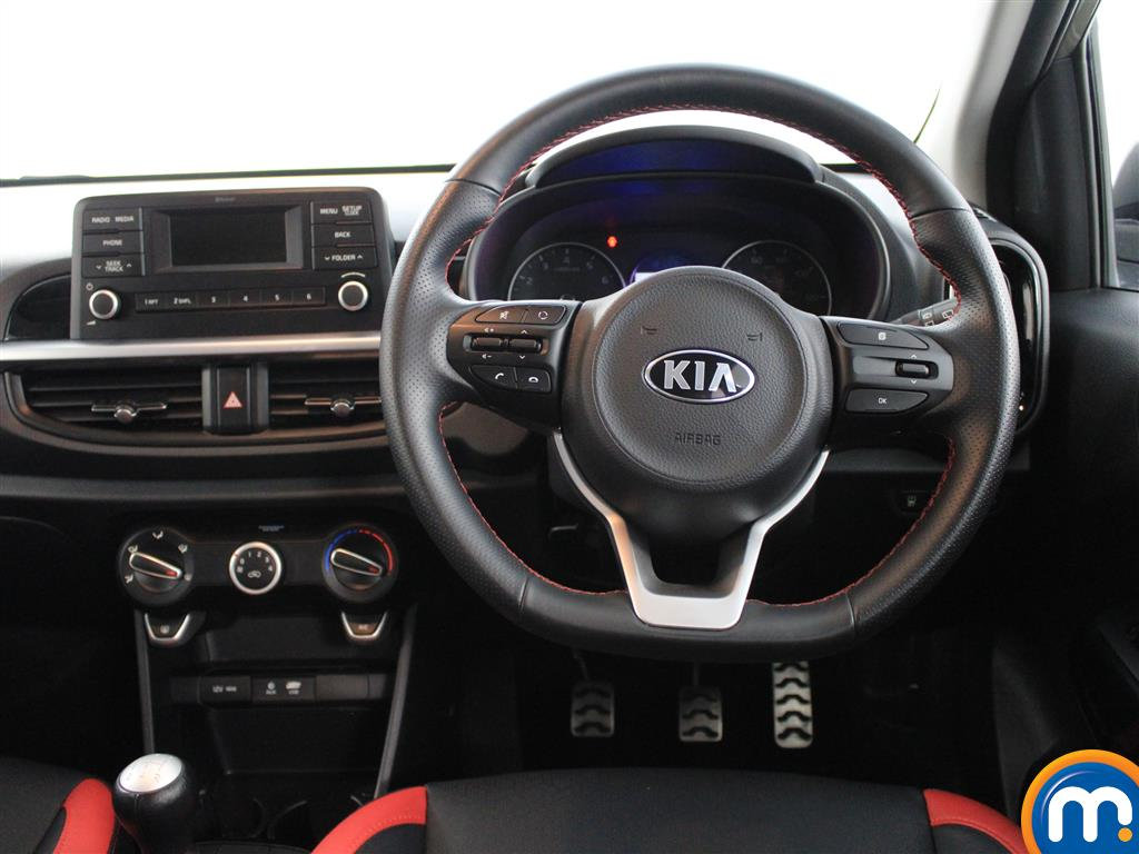 KIA Picanto Gt-Line Manual Petrol Hatchback - Stock Number (1000755) - 3rd supplementary image