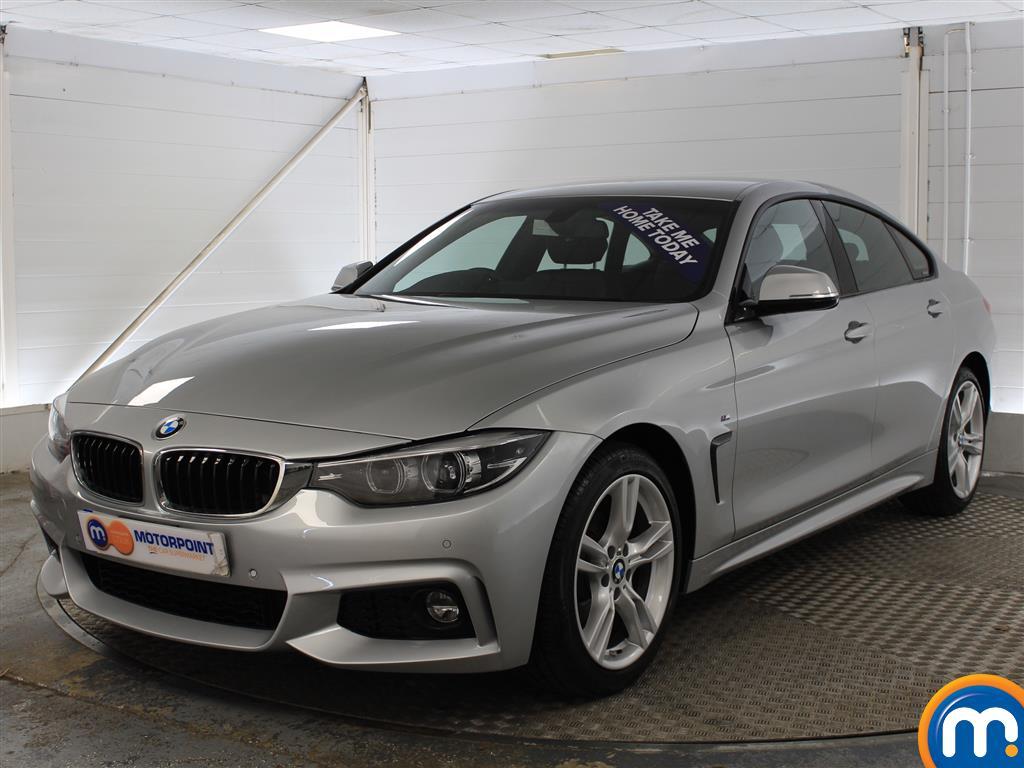 BMW 4 Series M Sport - Stock Number (997098) - Passenger side front corner