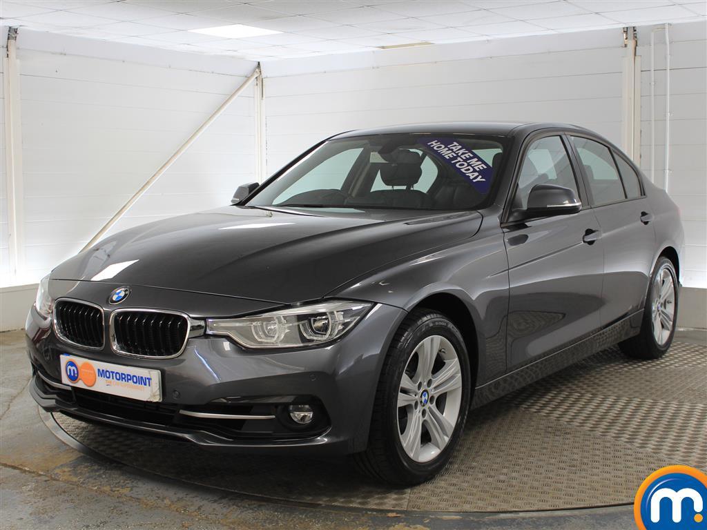 BMW 3 Series Sport - Stock Number (1010454) - Passenger side front corner