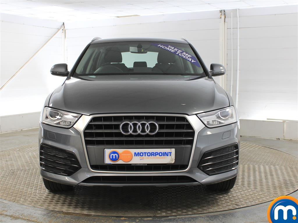 Audi Q3 Sport Automatic Petrol Estate - Stock Number (1011691) - Front bumper