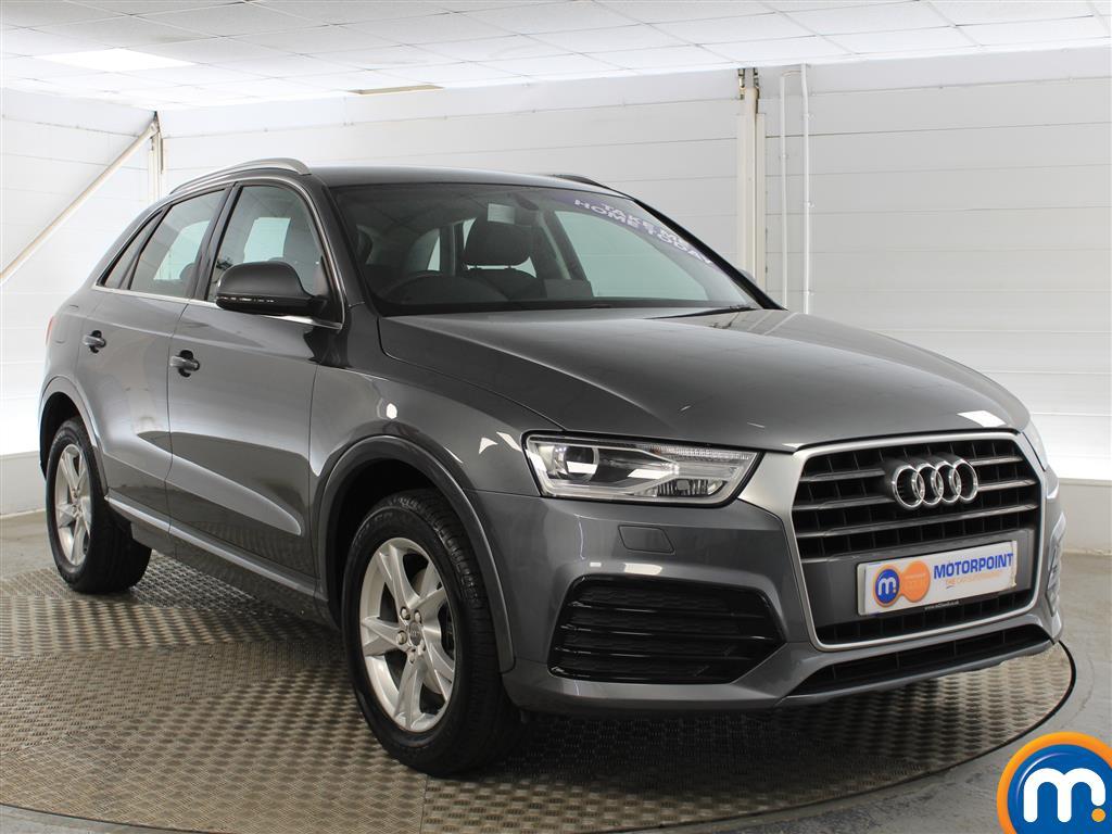 Audi Q3 Sport Automatic Petrol Estate - Stock Number (1011691) - Drivers side front corner